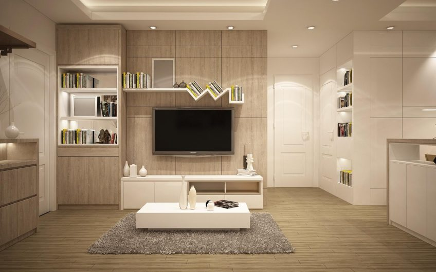 Modern and sunny apartment
